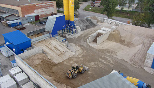 Бетон купить в междуреченске 10181 2000 смеси бетонные методы испытания